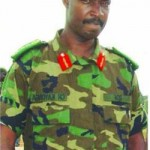Jenerali Charles Kayonga ushinzwe inzego z'umutekano