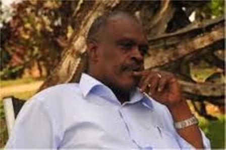 Major Gérard Ntashamaje