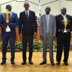Itangwa ry'ibikombe byo kwesa imihigo 12-9-2014/igihe.com