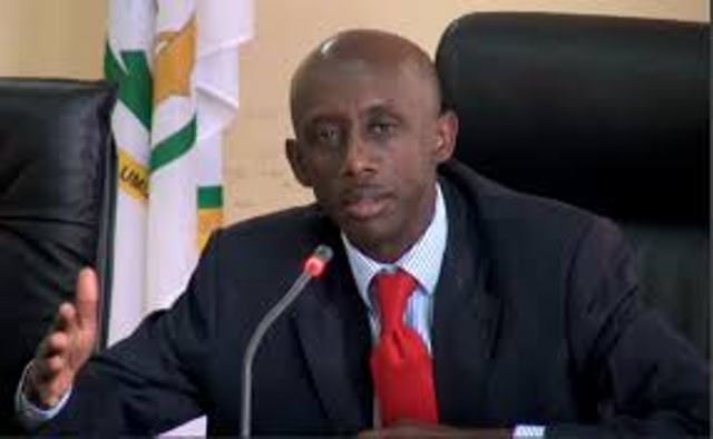 Kaboneka Francis, ministre w'ubutegetsi bw'igihugu (MINALOC)/foto igihe.com