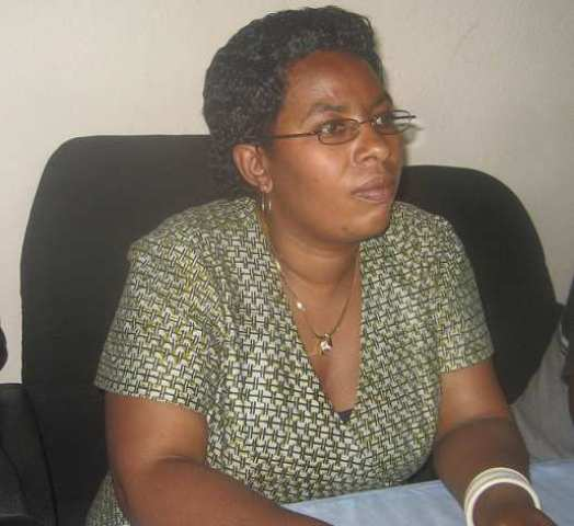 Christine Mukabunani