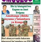 "Muri 2009, ikinyamakuru ""Umuseso"" cyari cyarabonye ko Kagame atazava ku butegetsi muri 2017 nkuko integeko nshinga ribimusaba!"