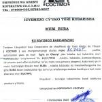 Rwanda. Akarengane k'abomatari kubera ruswa