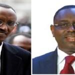 Prezida Kagame yagombye gutera ikirenge mu cya mugenzi we wa Senegal prezida Macky Sall.