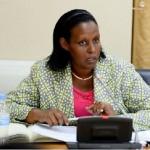 Dr Gashumba Diane/photo igihe.com