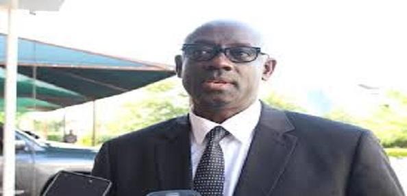J. Busingye, ministri w'ubucamanza