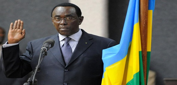 Bernard Makuza, prezida wa Sena/Rwanda