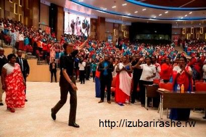 Kagame-abagore