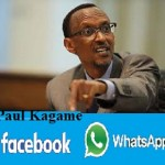 Mu Rwanda, Facebook  na  Whatsapp  bigiye  gufungwa  kubera amatora  ya  perezida  wa  Republika