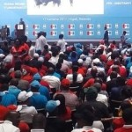 Amashyaka ari mu Rwanda mu kigare cyo gushyigikira  Kagame  mu  matora  yo  kuya  3-4/08/2017