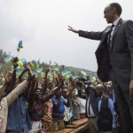 Rwanda: Prezida Paul Kagame yabeshye abaturage ba Nyabihu ku ya 04/07/2017