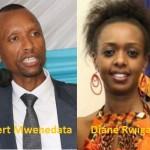Amanyanga yo kwangira Diane Rwigara na Gilbert Mwenedata kwiyamamaza ku mwanya wa perezida w'u Rwanda
