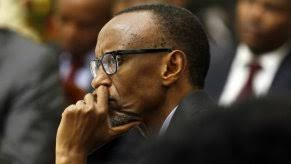 Paul Kagame/photo france24.com