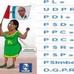 Rwanda : Ya mashyaka yashyigikiye Kagame mu matora yahawe ibihembo