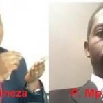 Rwanda: nyuma y'amatora,  Dr. Frank  Habineza  na Philippe  Mpayimana    bararirira  mu  myotsi