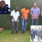 Police  y'u  Rwanda ni  indiri  y'agatsiko  k'amabandi  kabangamiye  Abanyarwanda