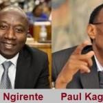 Rwanda : nta Ngirente , nta Kagame!