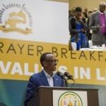 Rwanda. Paul Kagame yagiye gusenga. Ese amasengesho ye imana ishobora kuyakira?