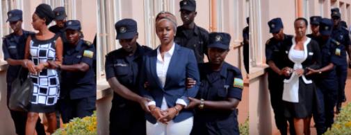 Rwanda :Urubanza rw'abo kwa Rwigara rwasubitse. Bafungiye iki niba iperereza ritararangira nkuko ubushinjacyaha bubivuga?