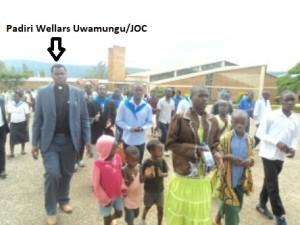 Rwanda: Padiri  Wellars  Uwamungu  nahitemo, amese kamwe