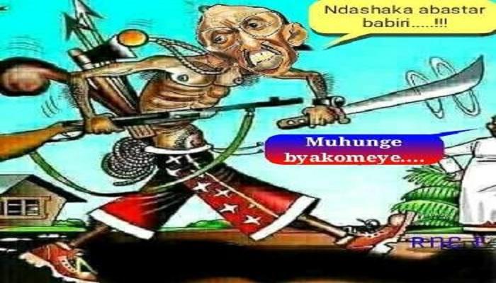 caricature kagame 19-9-2018 - Copie