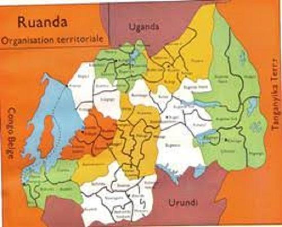 carte régions anciennes