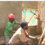 Inkundura yo gusenya amazu y'abakene muri Kigali (vidéos)