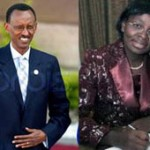 P. Kagame - V. Ingabire
