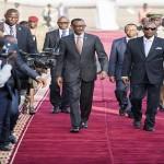 Prezida Kagame muri Guineya kuya 8/3/2016 (photo igihe.com)