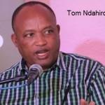 Rwanda:Tom Ndahiro akomeje guhakishwa ingengabitekerezo  ya jenoside