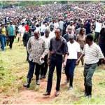 Rwanda: Prezida Kagame yapfunyikiye amazi abaturage b'akarere ka Nyagatare