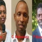 Rwanda: prof.  Kalisa  Mbanda  yihanangirije  abakandida  batangiye gusinyisha  ababashyigikiye  binyuranije  n'amategeko.