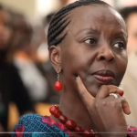Rwanda : ministri Louise Mushikiwabo yariye iminwa