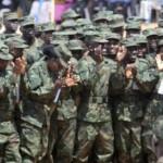 Prezida Kagame yashishikarije urubyirukorw'itorero kwinjira mu gisilikare